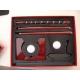 Голф комплект за дома и офиса- червен