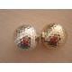 Топчета за Мини- Голф със златисто и сребристо  покритие